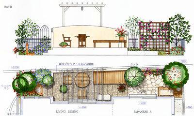 木村邸Plan