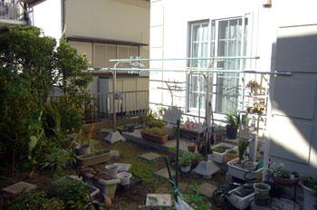 田村邸Before