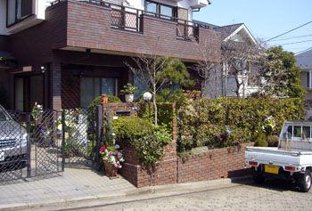 藤井邸 Before1