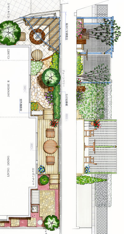 石丸邸Plan A