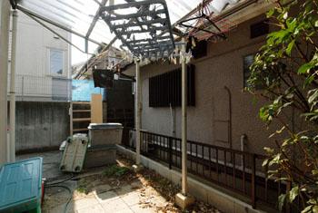 赤澤邸 Before