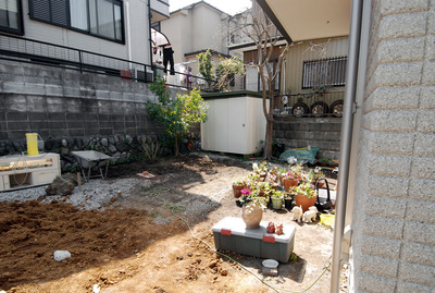 横澤邸ビフォー2 21