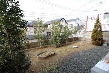 川村邸 Before