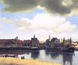 250px-Vermeer-view-of-delft