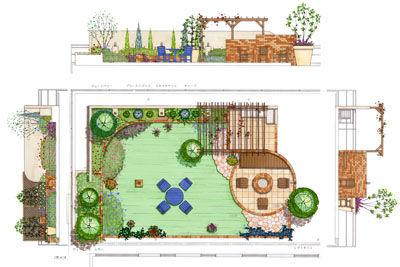 石井邸 Plan