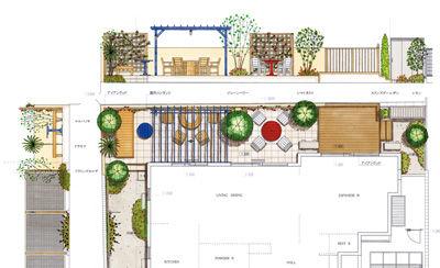 石井邸Plan