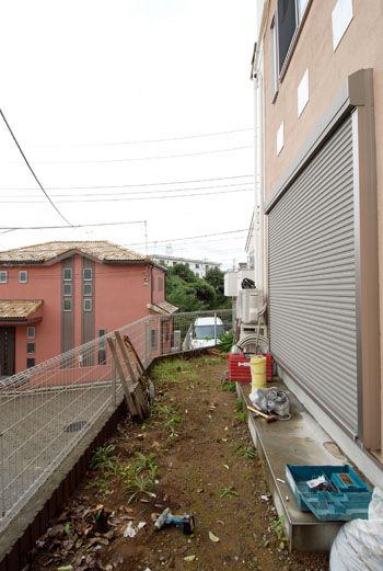 曽田邸ビフォー
