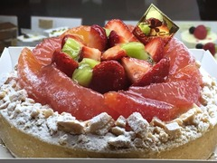 tarte au fruit