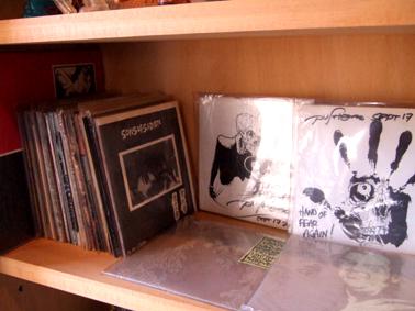 pusheadレコード