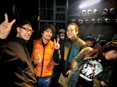 東京ハードコアGRINDSHAFT@岡山K2