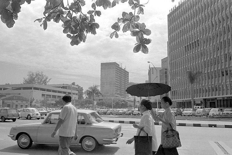 シンガポール徒然草 : 1969年オ...