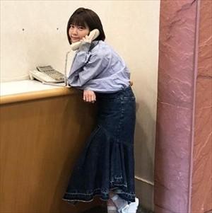【画像】竹達彩奈さんのお尻が話題に