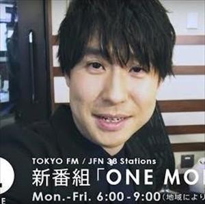 【TOKYO FM】鈴村健一が「朝の顔」に(毎週月~金曜の午前6~9時)