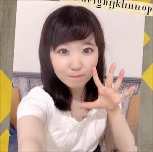 東山奈央ちゃん(27)の最新写真、ほっぺがパンパン