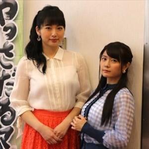 竹達彩奈さんと並んだBerryz工房・須藤茉麻さんがデカイと話題に
