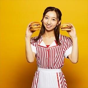 飯田里穂さんがマクドナルドとコラボ