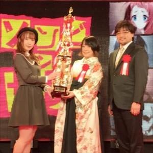 【朗報】覇権声優の本渡楓さん、アニメ総選挙でも覇権になってしまう