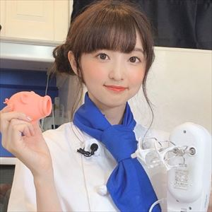 田中美海さん、お父さんを公開する