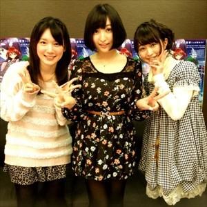 【アンケ】佐倉綾音さんお誕生日記念!一番好きなキャラは?