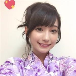 【画像】高野麻里佳さんの浴衣姿www