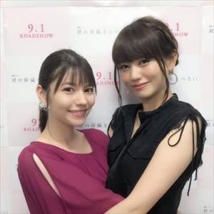 Lynnさん(26)と藤井ゆきよさん(33)、超美人過ぎて圧倒的すぎる!