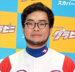 落合福嗣さん、俳優デビュー