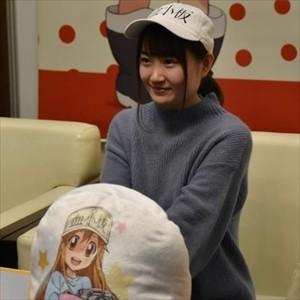 声優の長縄まりあちゃん!