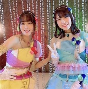【画像】日笠陽子x大西沙織の最新ツーショット