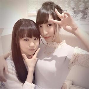 【画像】東山奈央さんと佐倉綾音さん、ガチで百合っぽい