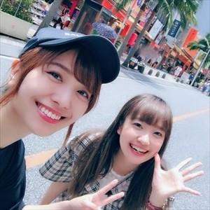 【朗報】大橋彩香さん、「愛美の妹」とラジオで共演する