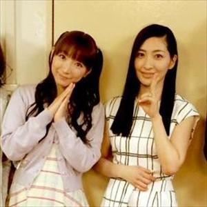 堀江由衣、坂本真綾と共演に「夢じゃないの!?」