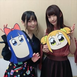 「ポプテピピック」第3話、正規キャストと中尾隆聖&若本規夫が出演!