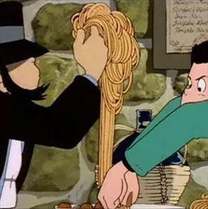 【話題】栗田貫一、USJレストランでカリオストロのミートボールスパゲッティを絶賛