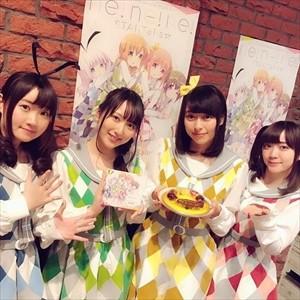 【スロウスタート】ユニット・STARTails☆(スターテイルズ)初ライブイベントが開催決定 6月3日に東京で