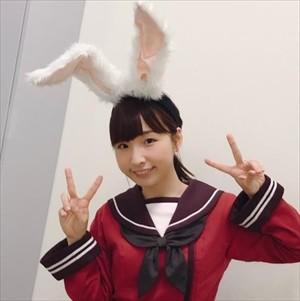 洲崎綾さんが篠田麻里子さんに似ていると話題に