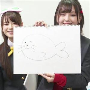 鬼頭明里さんが描いた彼方ちゃんのイラストが上手いと話題にw