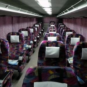 【Aqours】4thライブで初めて夜行バス使うから色々教えてくれ