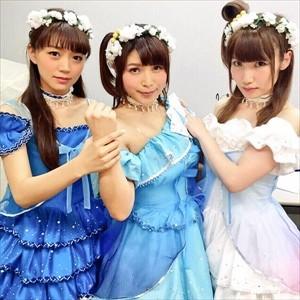 スクスタ特番、μ'sから3名出演決定!