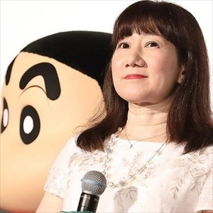 矢島晶子さん「クレヨンしんちゃん」卒業
