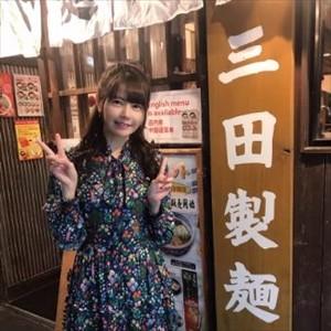 【画像】竹達彩奈さん、つけ麺を三杯も食ってしまう