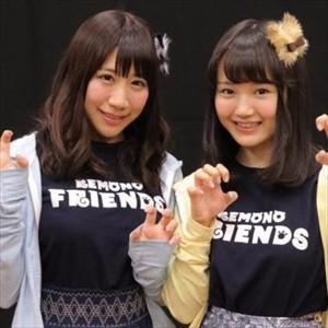 【悲報】けもフレ二期、尾崎由香と小野早稀は出演できるのか!?