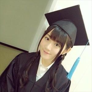 小倉唯ちゃん、昭和女子大学を無事卒業www