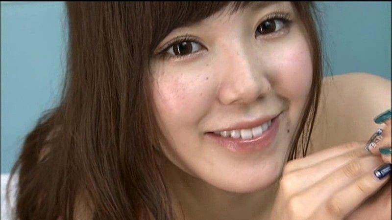 happy smile 金子栞
