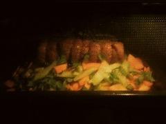 R0045866_余熱した170度のオーブンで40分程ロースト_20111022