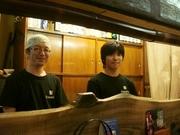 DSC05941_川昌の店長とイケメン店員