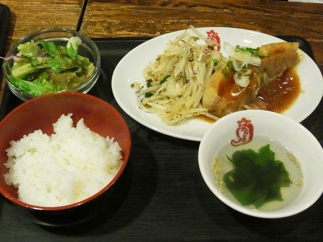 R0042845_赤ちり亭田町店ランチ_20110603