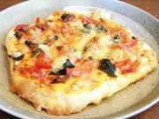 R0026392_ミニトマトとバジルのピザ_20100719