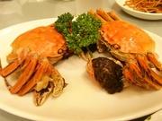 R0012903_萬来亭上海蟹の蒸し蟹