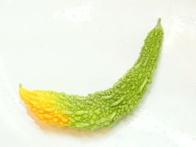 R0052333_ゴーヤ収穫_20120821