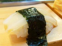 R0055765_築地大和寿司のおまかせにぎり5スミイカ_20130508